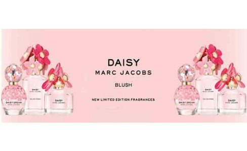 Marc Jacobs Daisy Blush Edition