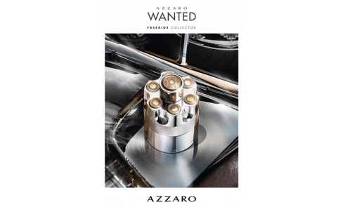 Azzaro Wanted Free Ride