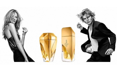 Paco Rabanne Lady Million & Paco Rabanne 1 Million - Christmas Collector's Edition