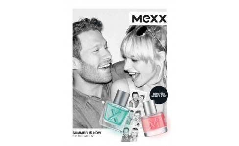 Mexx Summer is Now for Woman a  Mexx Summer is Now for Man