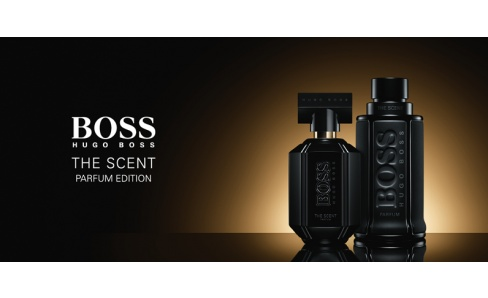 HUGO BOSS The Scent For Him Parfum Edition