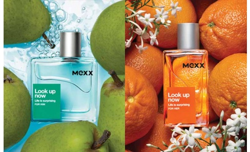 Mexx Look Up Now For Her & for Him