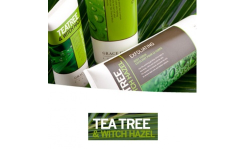 Grace Cole Tea Tree & Witch Hazel