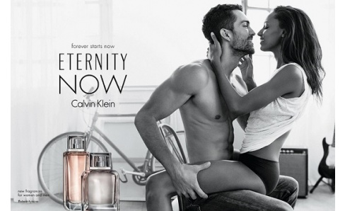 Calvin Klein Eternity Now for her and him