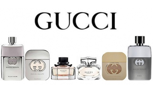 Gucci Perfume Collection 2016