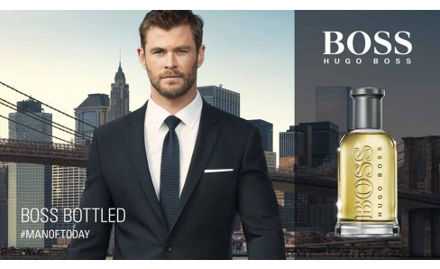 Hugo Boss Bottled - Man of Today