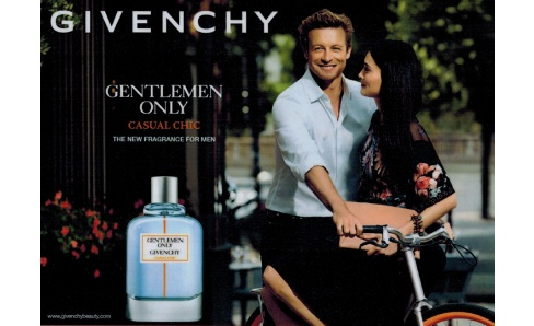 Givenchy Gentlemen Only Casual  Casual Chic