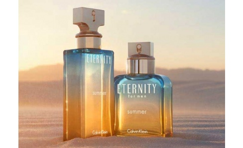 Calvin Klein Eternity Summer 2017