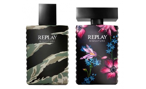 Replay Signature for Women &  Replay Signature for Men