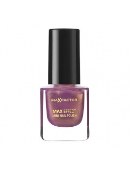 Max Factor Max Effect Mini Nail Polish lak na nechty 4,5 ml, 5 Sunny Pink