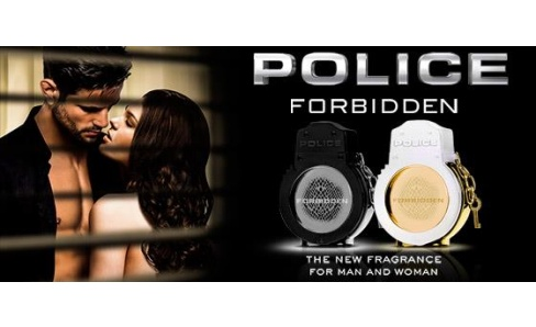 Police Forbidden for Man & for Woman