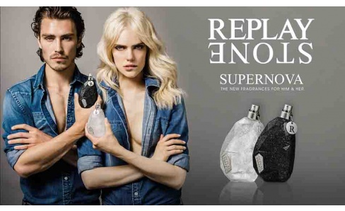 Replay Stone Supernova For Him & For Her